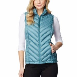 32 Degrees Ladies' Packable Vest Light Teal